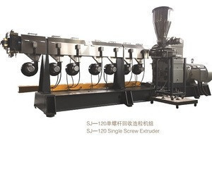 Low price SJ Series Single Screw Extruder/Machine