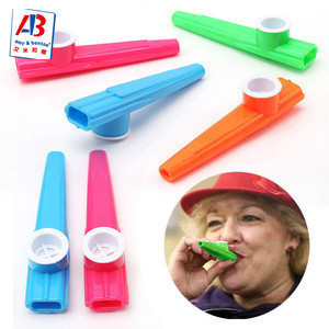 Mini Plastic Kazoo Music Toy Musical Instrument For Kids