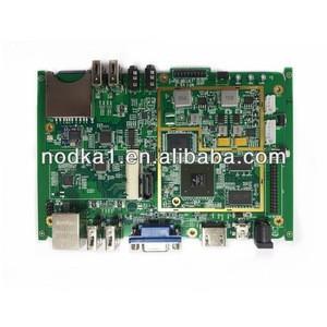 Mini Quad Core industrial ARM motherboard and debug board,support various interface VGA+SATA+PCIE+GPIO+APP UART etc