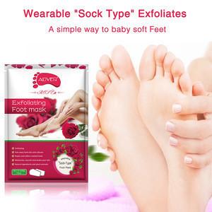 Repair Foot Skin Exfoliator Peel Off Calluses Dead Skin Callus Remover Baby Soft Smooth Touch Feet-Men Women Foot Peel Mask