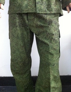 Russian Armed forces BDU Army Camouflage Uniform