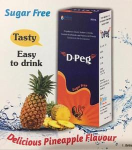 Severe Constipation Medicine Peg Plus Solution Drink