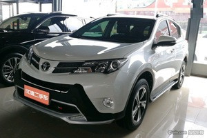 Used cars Toyota RAV4 the year of 2015 2L automatic transmission  with very competitive price(30 units)