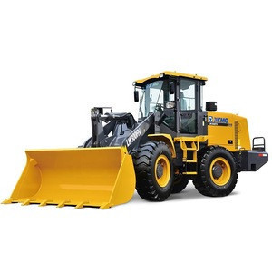 wheel loader LW300FN Earth Moving Machinery LW300F with fork price for sale