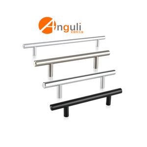 Wholesale  kitchen furniture stainless steel cabinets handles wardrobes door handles drawer handles