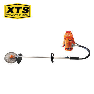 XTS High Quality Gasoline Backpack Brush Cutter BG328 30.5cc For Agriculture Use