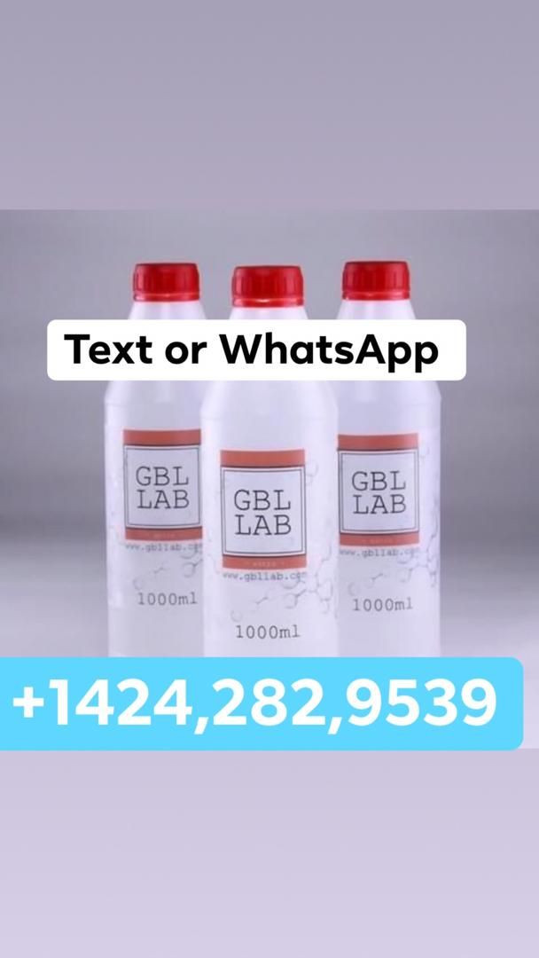 Gamma Butyrolactone GBL Cleaner 99.9 % Purity