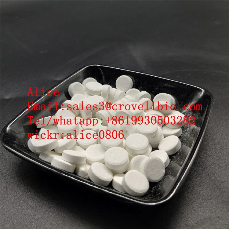 Disinfectant Chlorine dioxide chlorine tablet from sales3@crovellbio.com