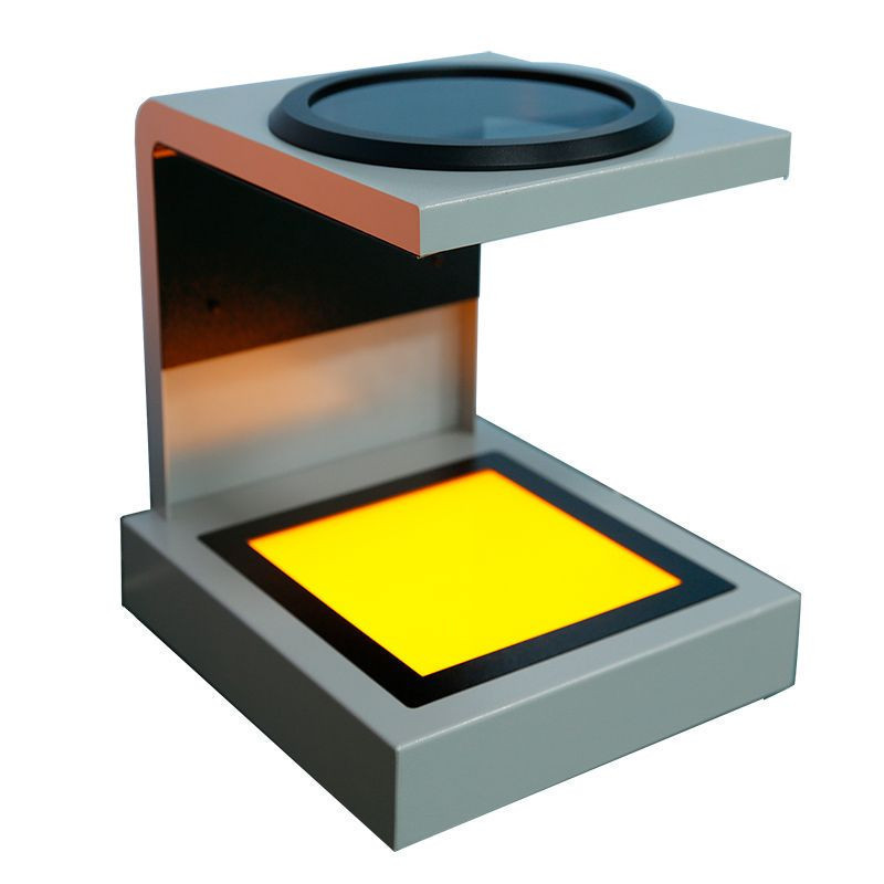 Polariscope Specially for Plastic Preform Defects Detection with Polarized Light