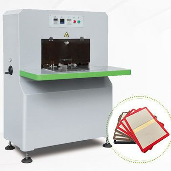 Hardcover Corner Rounding Machine easy control