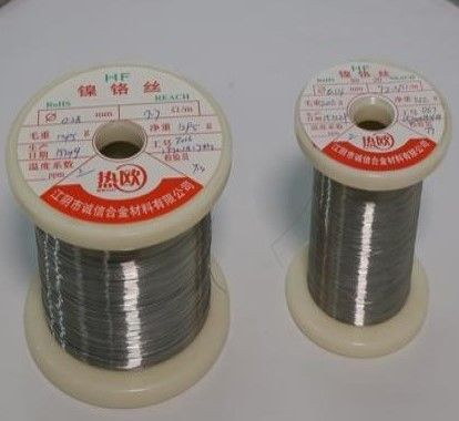 Nickel chrome Cr20Ni80 Resistance Alloy Wire