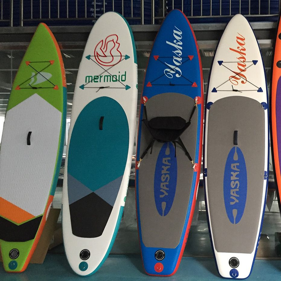 Top quality manufacturer inflatable sup boards surfboard