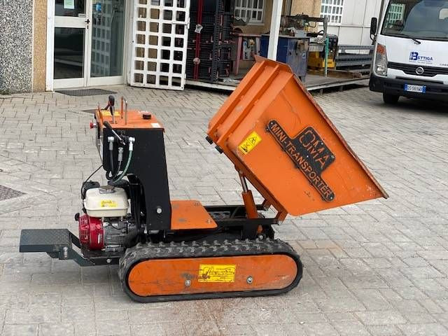 USED WHEELBARROW OMA 400