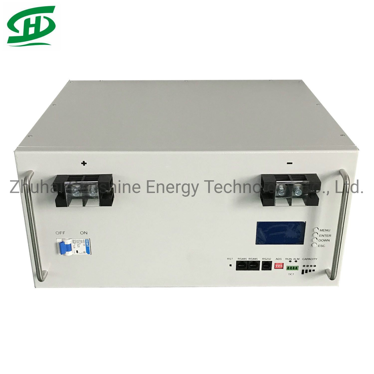 48V 100ah LiFePO4 Lithium Ion Battery for Home PV Solar Energy Storage System Telecom Tower UPS