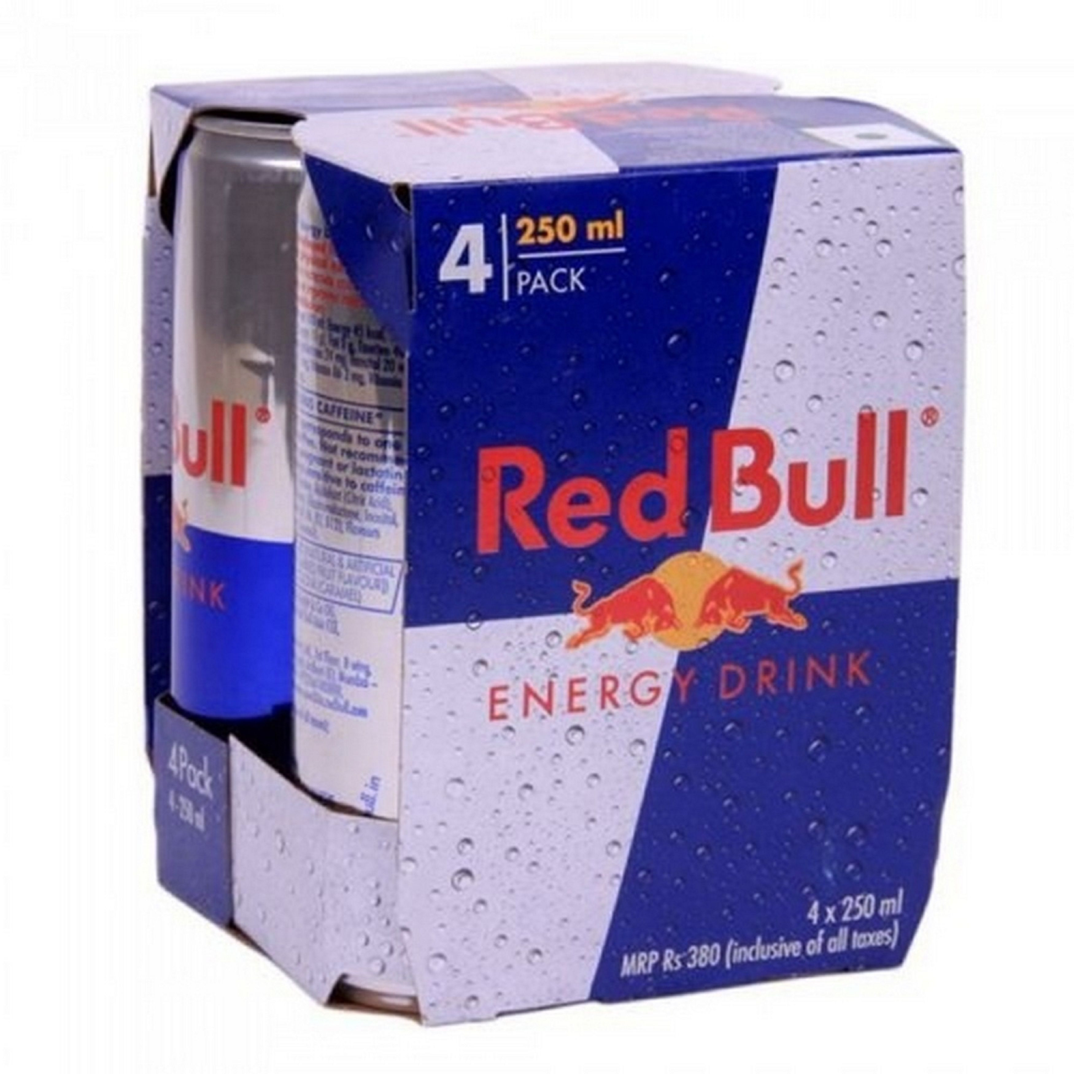 BEST BRAND Red Bull Energy Drink 24 x 250ml (Austria Origin)