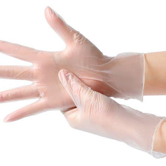 Cheap Disposable Pvc Latex Vinyl Exam Gloves