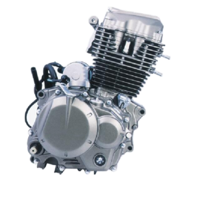 138cc Motorcycle Engine Single Cylinder 4 Strokes Air Cooled Engine  with Reverse Gear Engine for ATV Motor Bike