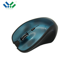 2017 Elegant and ergonomic design mice Optical Wireless Mouse for win10 mouse