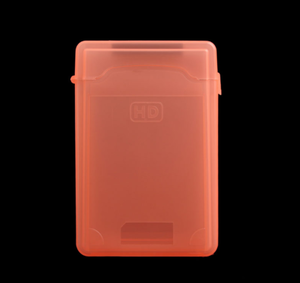 """3.5"""" Dustproof safeguard Box Case For SATA IDE HDD Hard Drive Disk Storage Computers Hard Drive Bags & Cases Enclosure"""