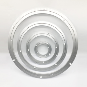 8'' Lazy Susan Round Swivel Plate Hardware for Kitchen Dining-table