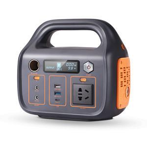 Amazon Hot Selling 110v 220v 300w portable power station backup battery pack