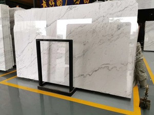 Bardfiglio Natural Stone Grey White Marble Slab