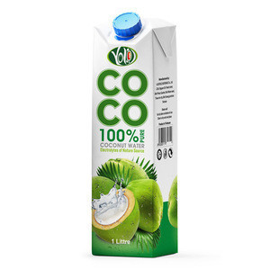 Bulk Pure Coconut Water with Lychee Juice  premium coconut  brands 500ml canned  packed coconut water private label brand cheap