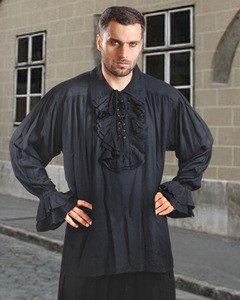 Captain Charles Vane Pirate Medieval Renaissance Shirt