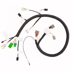 Car ISO Wire Harness Automotive Wire Harness Auto Wire Harness