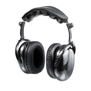 Carbon Fiber Ultra Light Ear Defender Hearing Protector Earmuff Protection