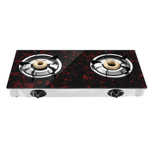 Cheap price high quality no-stick three gas cooktop ,gas burner and gas stove