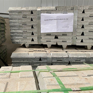 China Hot Selling Purity 99.995% Zinc  Ingot with Free Samples