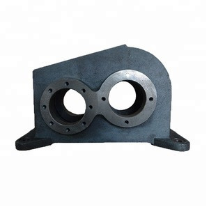 China precision casting steel meat grinder part for Europe