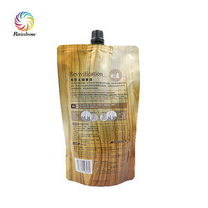 Colortour olive oil cold wave hair straightening perm lotion
