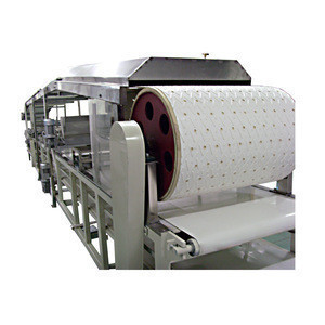 HG best full automatic swiss roll and layer cake baking equipment
