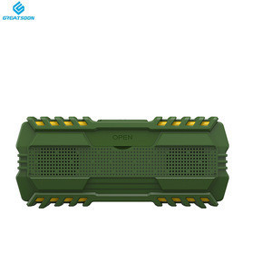 High sensitive car radio chip grade sound quality FM TF AUX TWS portable wireless speaker