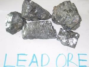 Ingot lead,lead ore and copper ore