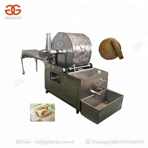 Injera Tortilla Making Machine Spring Roll Wrapper Machine Price