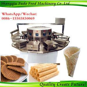 Kue semprong machine kuih kapit machine Indonesian chinese snack