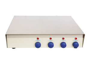Laboratory Four Rows Hot Plate Magnetic Stirrer SH-6 SH-7