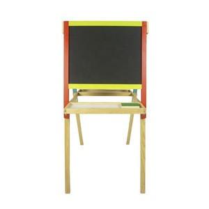 Magnetic a-Type Double Side Easel Blackboard Wooden Art Easel for kids