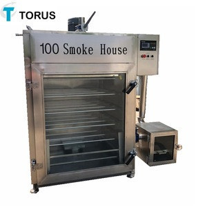 Meat/sausage/duck/fish/tilapia/tofu chicken smoke house for sale