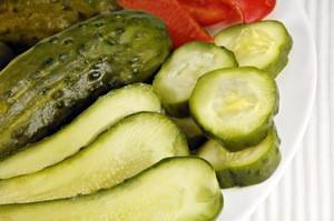 Pickles and Gherkins