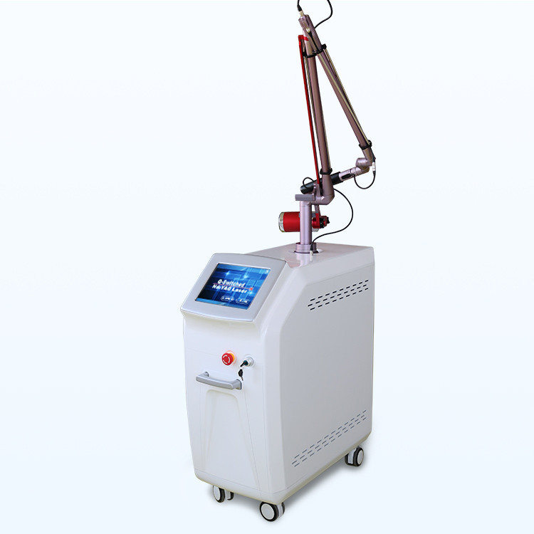 salon use wavelength 532nm 1320nm 1064nm q switch laser tattoo removal