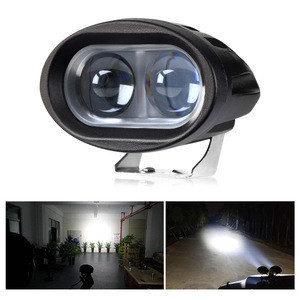 """Spot Beam 6D Projector Led Lamp 20W 4"""" Inch Light Motorcycle Led Driving Lights For Motor Car"""