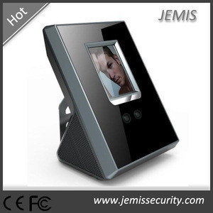 TCP/IP, RS485, USB Disk 2.8 color TFT Facial Recognition System with time attendance software