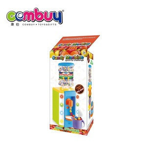 Top selling kids play drinking machine electric candy game toy