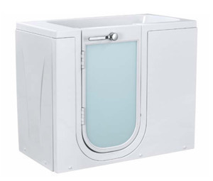 Whirlpools for the elderly/ handicap bath/ walk in tub shower combo with seat