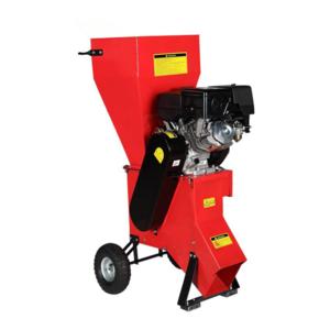 Wood crusher /wood pulverizer machine crushing hard wood wet tree branch