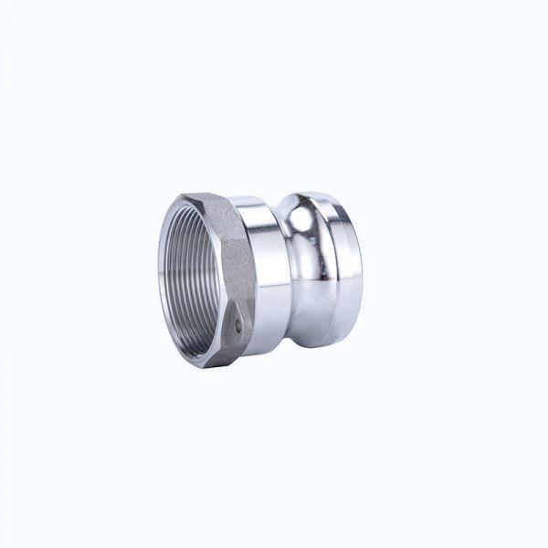 Aluminum camlock fitting Type A